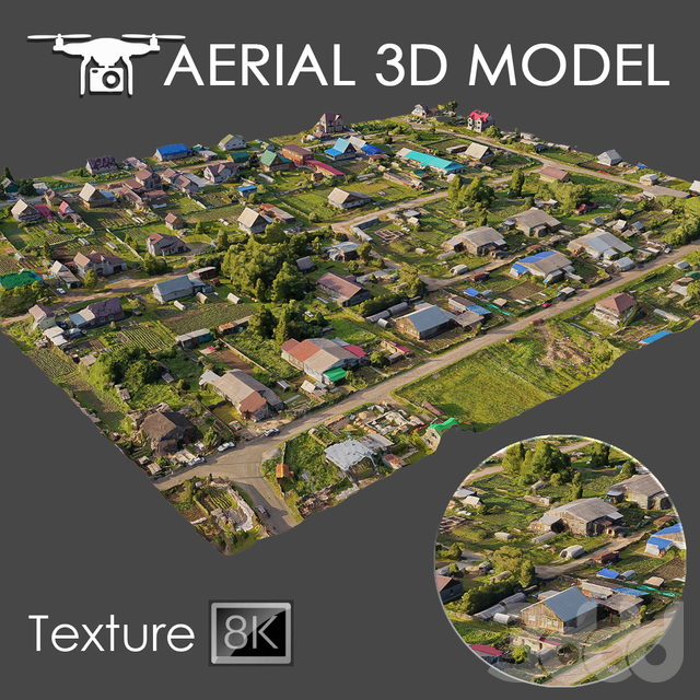 Aerial scan 13