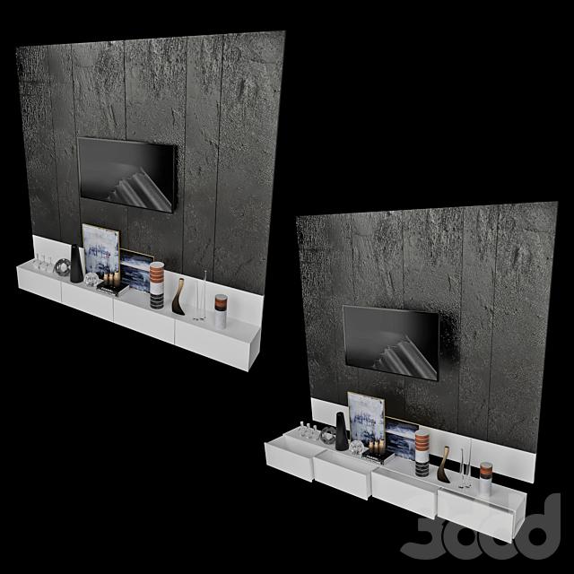 TV Wall | set 30