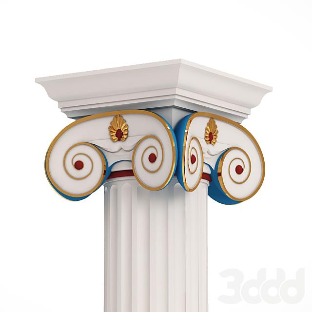 Ионическая колонна