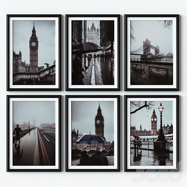 Постеры - Лондон