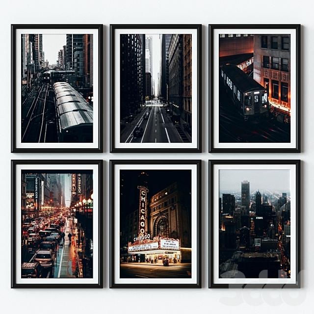 Постеры - Чикаго