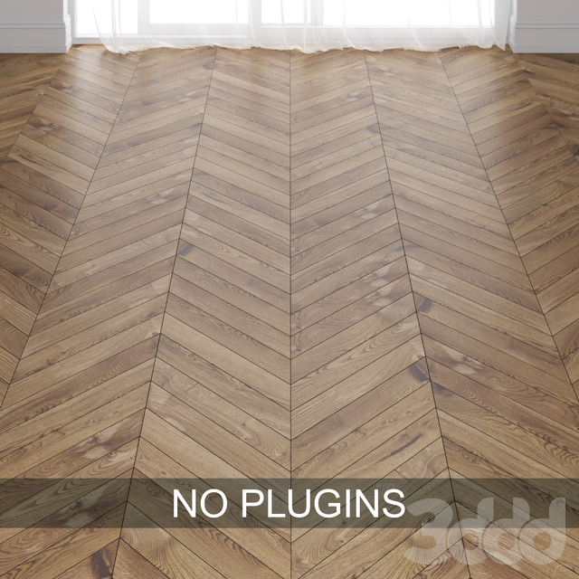 BasicLine 8711 Parquet by FB Hout in 3 types