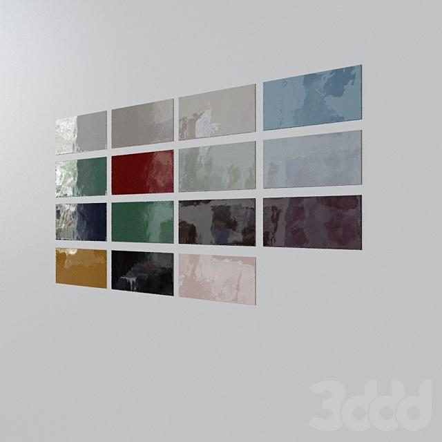 Керамическая плитка для стен EQUIPE VILLAGE 6,5x13,2 см 15 цветов