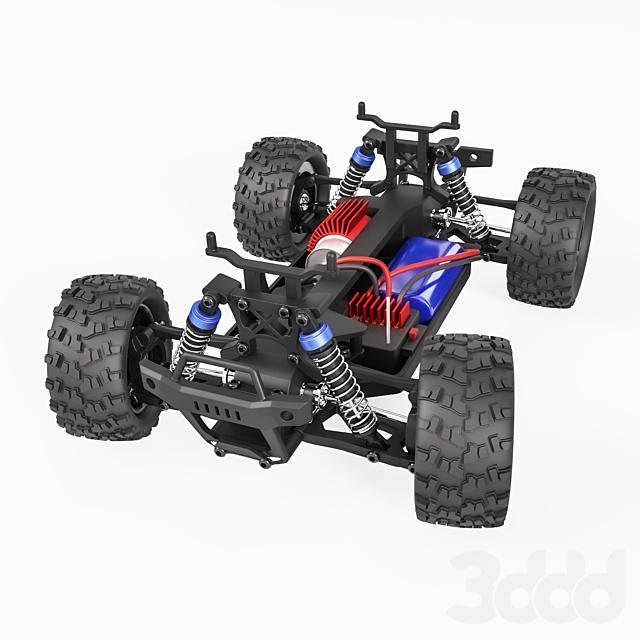 Remo Hobby Monster Truck 1:16