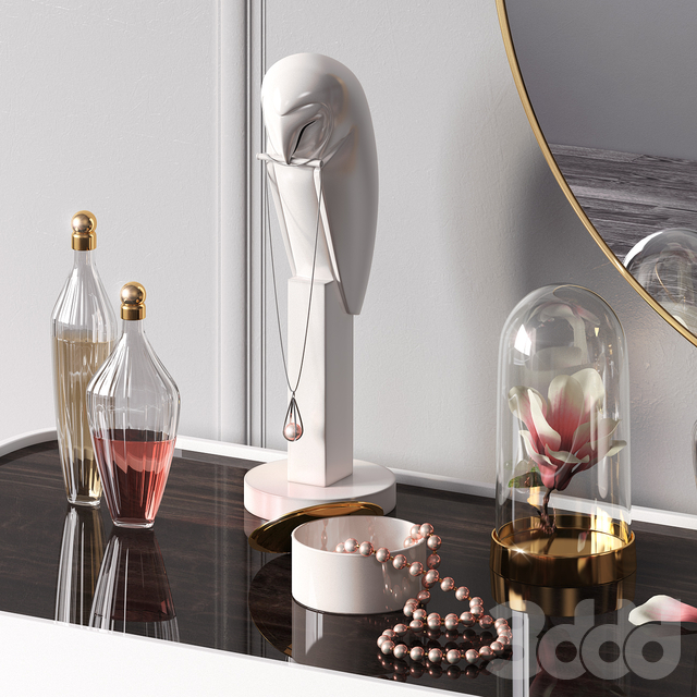 Dressing table EDEN by Capital Collections