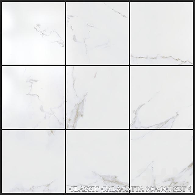 Yurtbay Seramik Classic Calacatta 300x300 Set 4