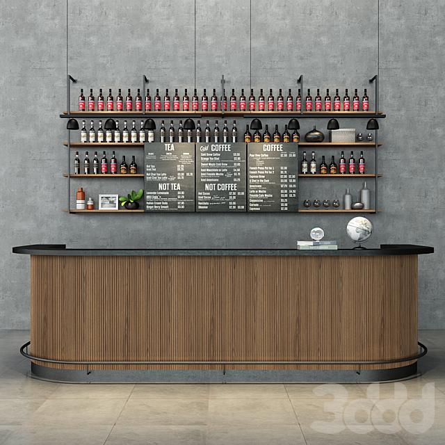 Coffee Bar Set-001