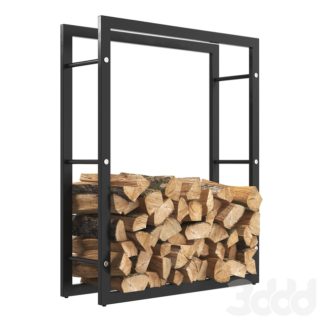 Firewood Storage Rack 3