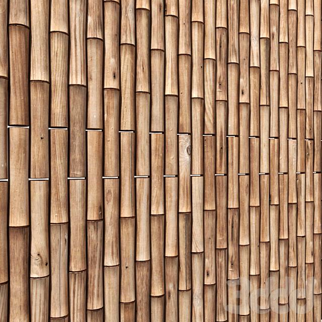 Bamboo branch / Ветки бамбука