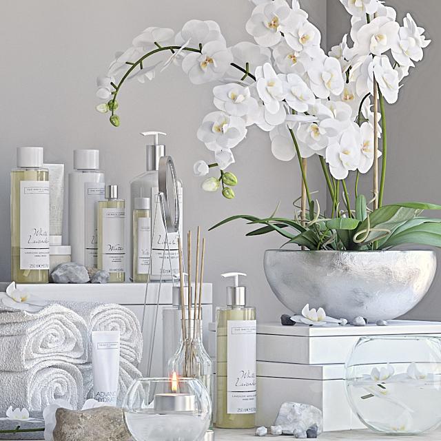 Декоративный набор для ванной