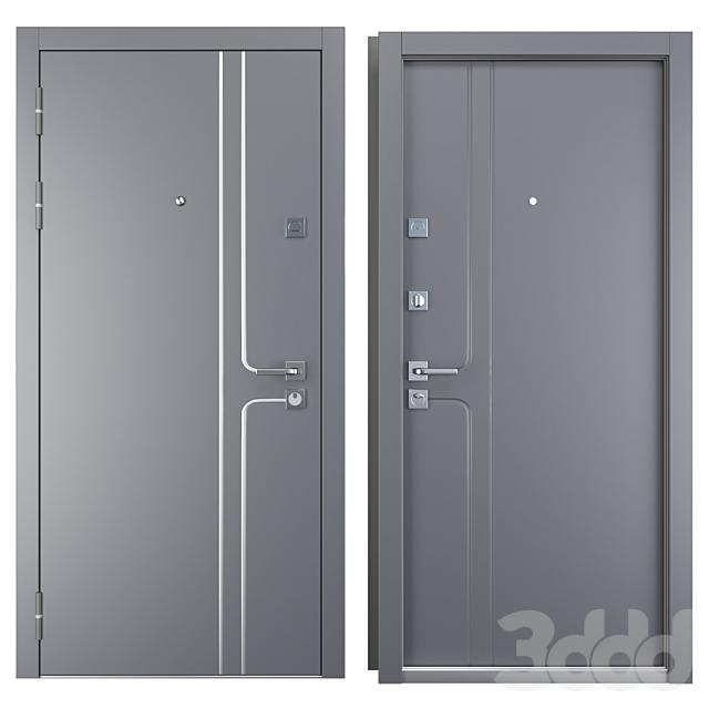 Входная металлическая дверь Vista (Zimen)