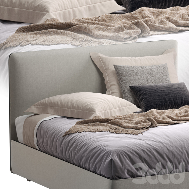 Molteni & C Ribbon Bed
