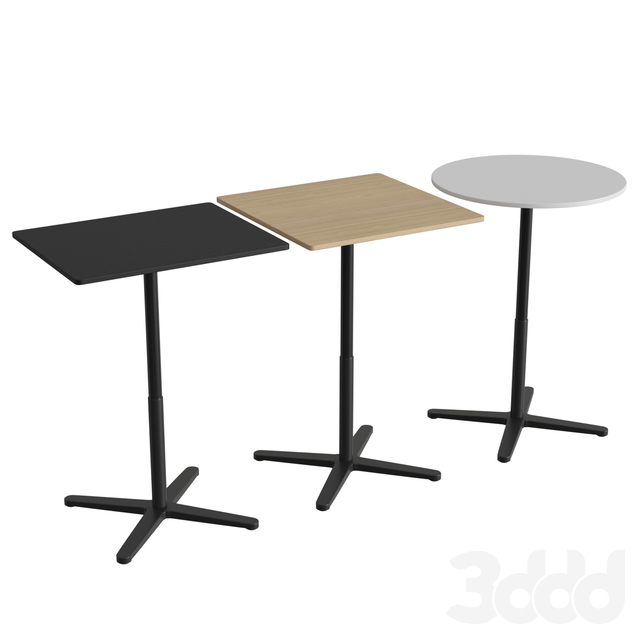Super Fold Table High