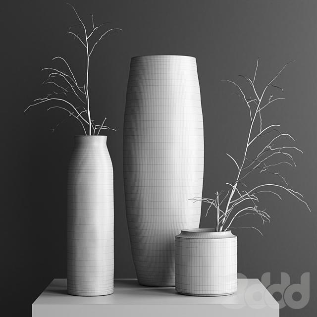 Hausi BGW vases set