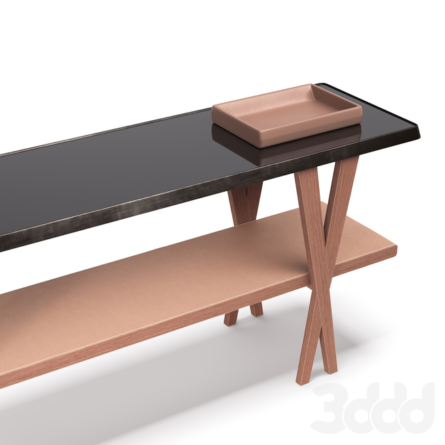 Hermes Matieres console