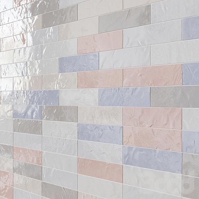 Керамическая плитка для стен EQUIPE LA RIVIERA Melange