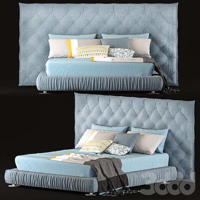 Bonaldo FULL MOON Bed