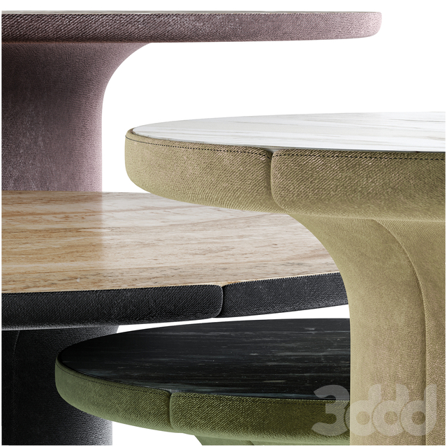 Round table Re Longhi