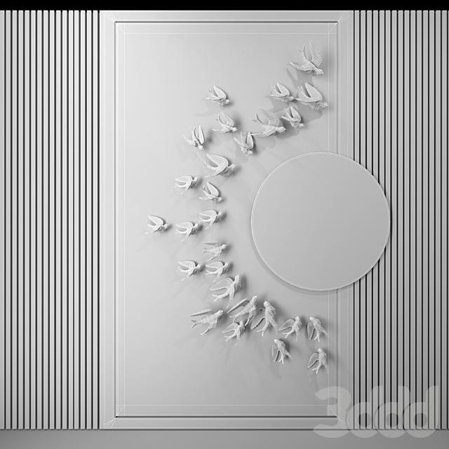 Decorative wall _ PN50