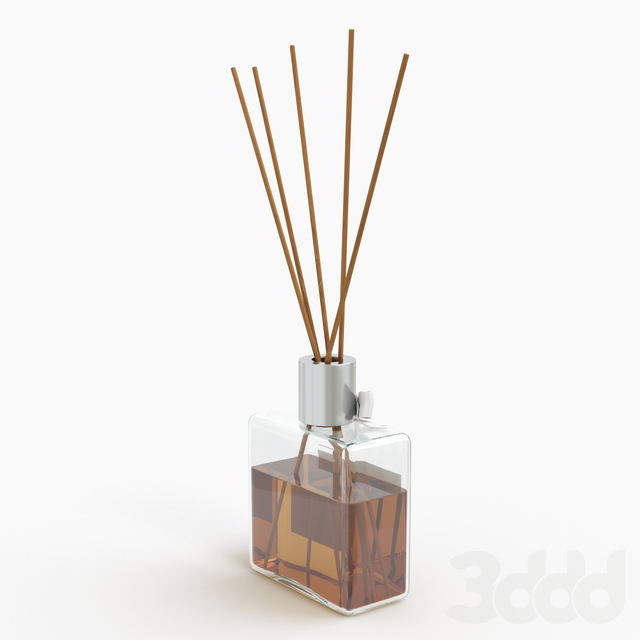 Air refresher bottle with sticks 01