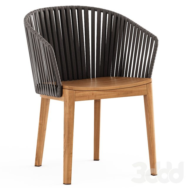 MOOD Chair by Tribu