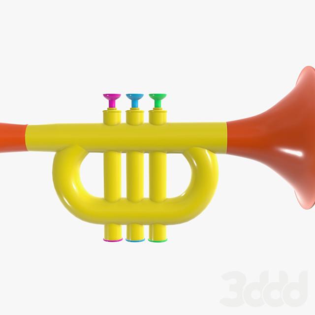 Trumpet toy 2
