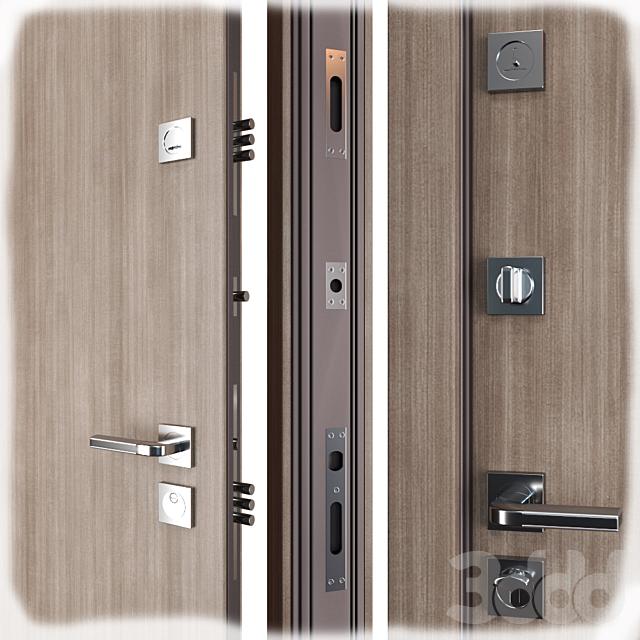 Входная металлическая дверь Рио (Straj)