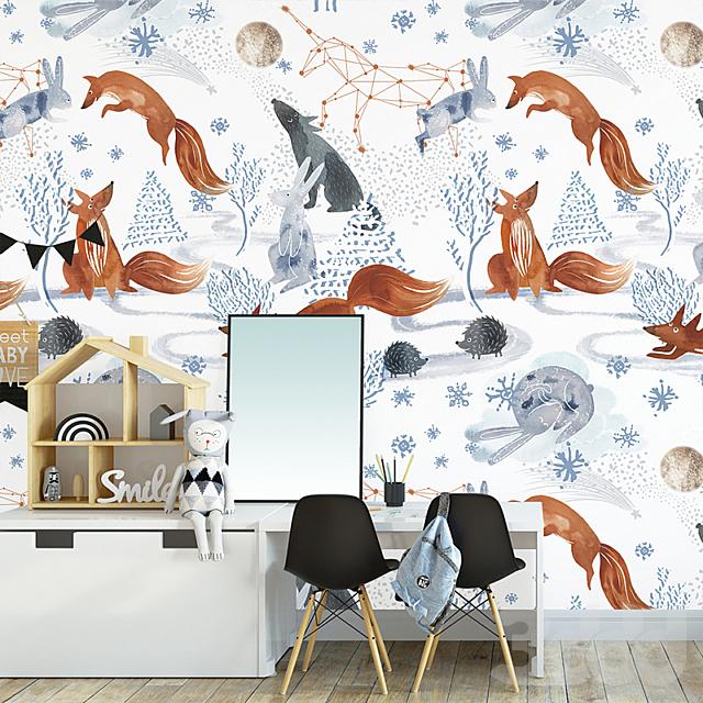 ONPRINT / wallpapers / Zimnie-igry