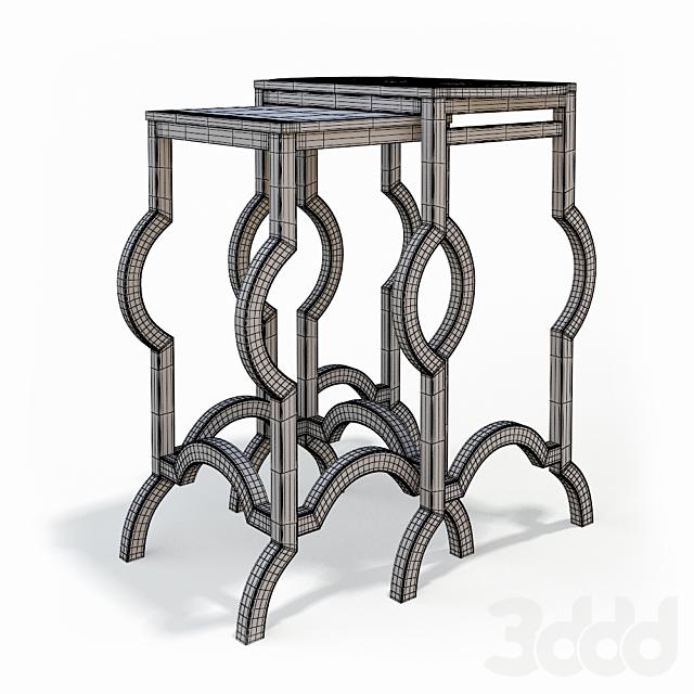 Nesting Table BAKER