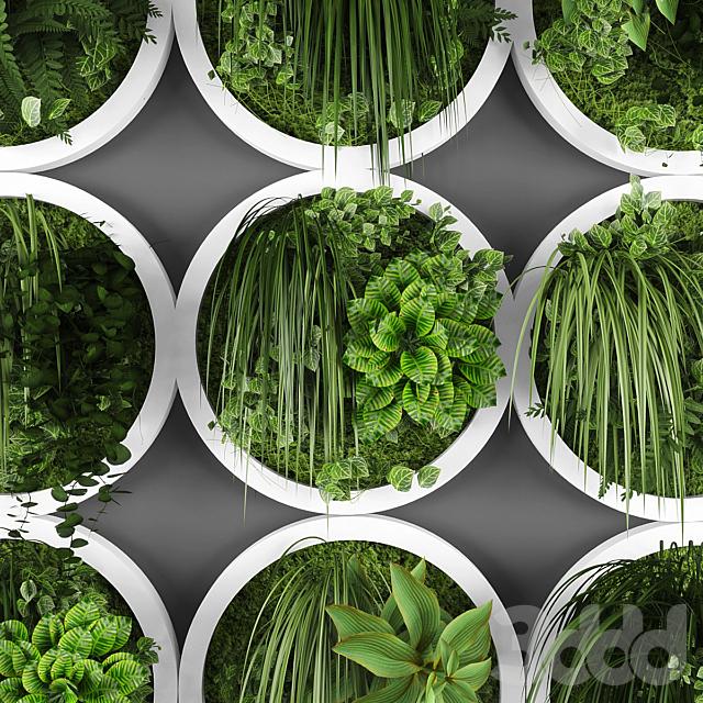 Vertical garden 030