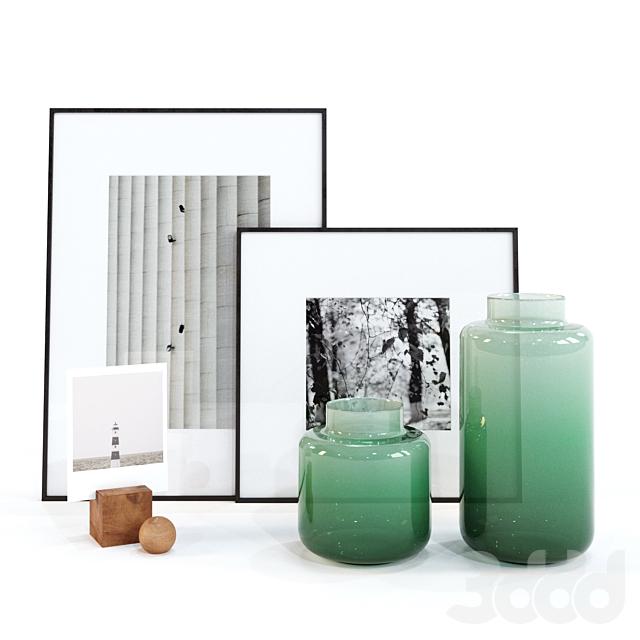 Decorative Set - Vases
