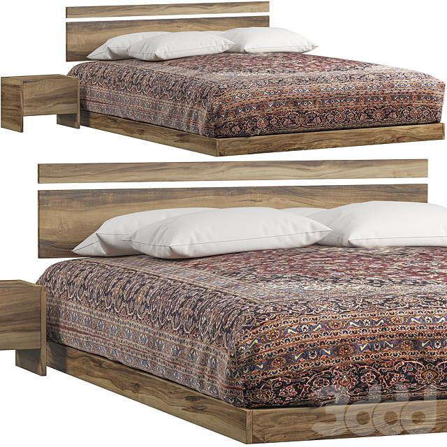 Bohemian Bed