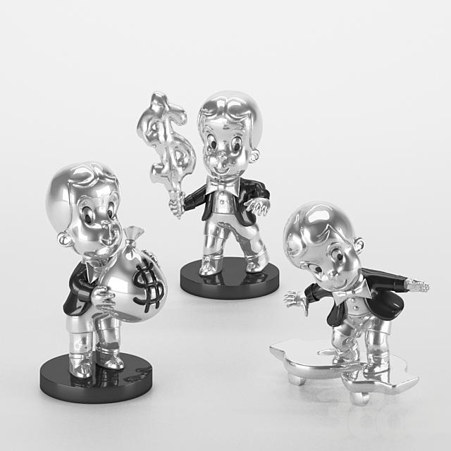 Alec Monopoly Sculptures 02 - Richie