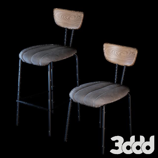 Cosmorelax Apel набор стульев