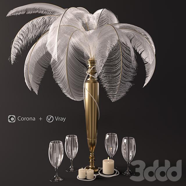 Decorative set A
