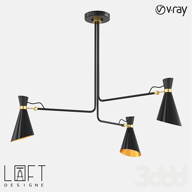 Подвесной светильник LoftDesigne 4706 model