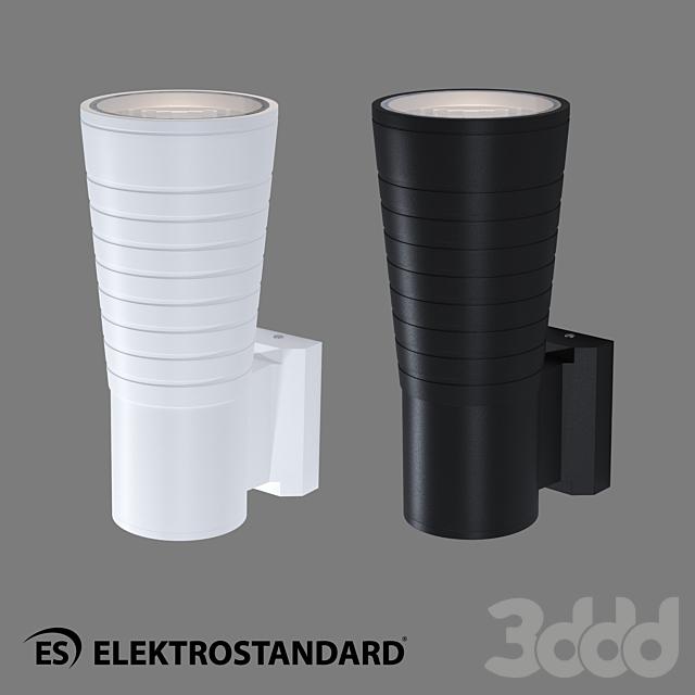 ОМ Уличный настенный светодиодный светильник Elektrostandard 1503 TECHNO LED