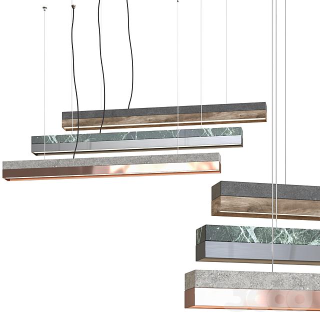GANTlights C2 Pendant Lamp Part 2