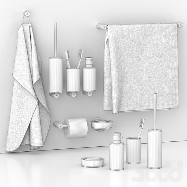 Аксессуары для ванной Gessi 316