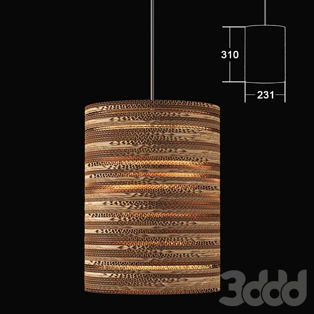 TabithaBargh CartOn C2 lamp