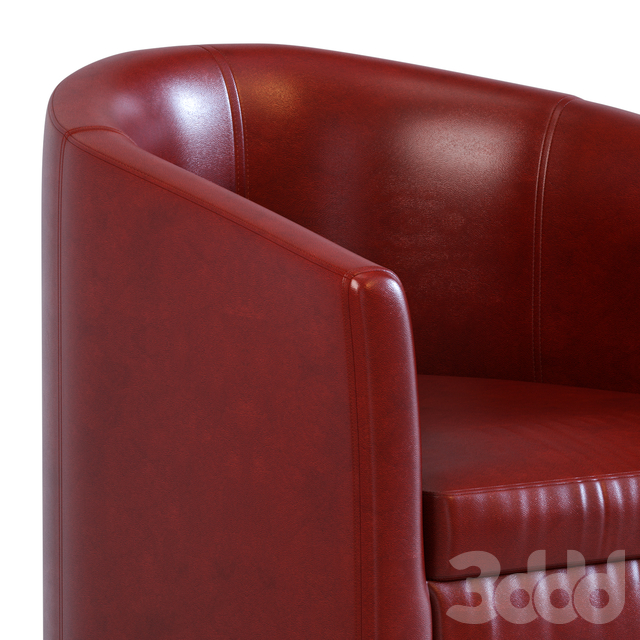 Coaster Contemporary Styled Accent Swivel Chair