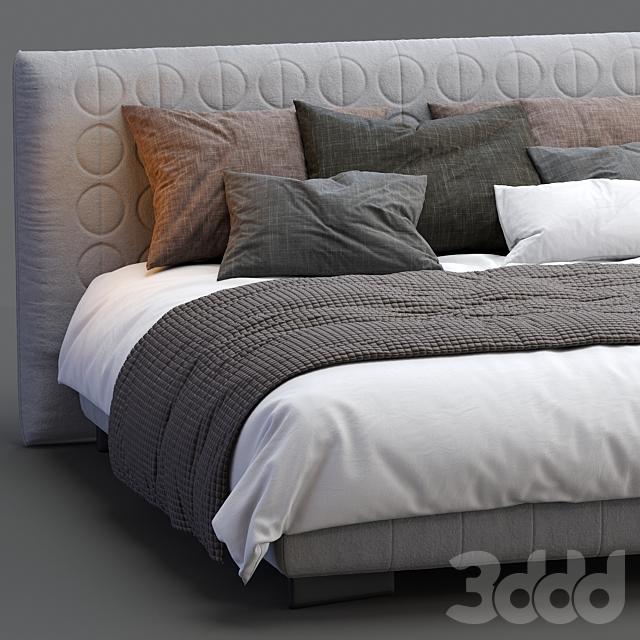 Minotti Bed CURTIS