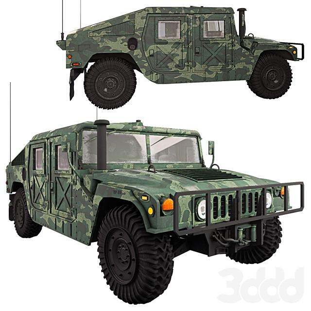 Humvee Military M1151