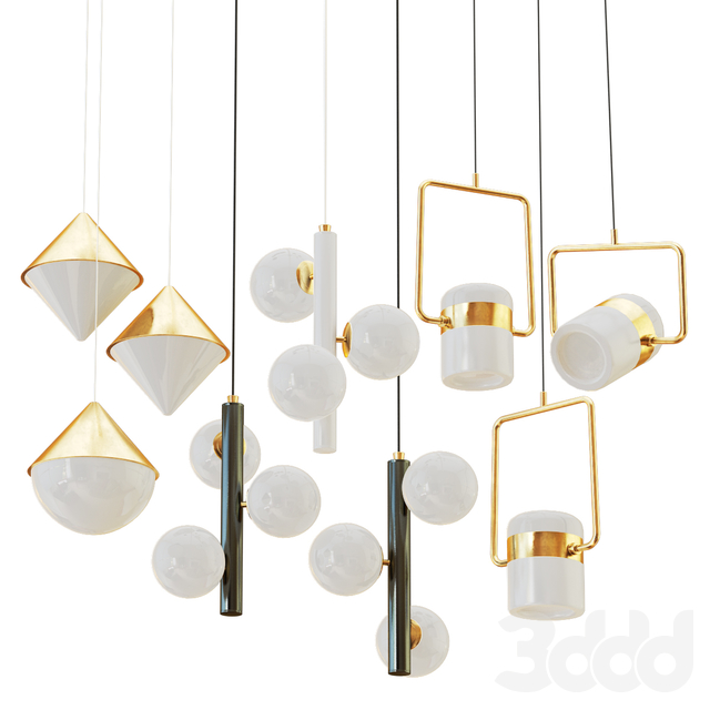Collection of suspended Lampatron