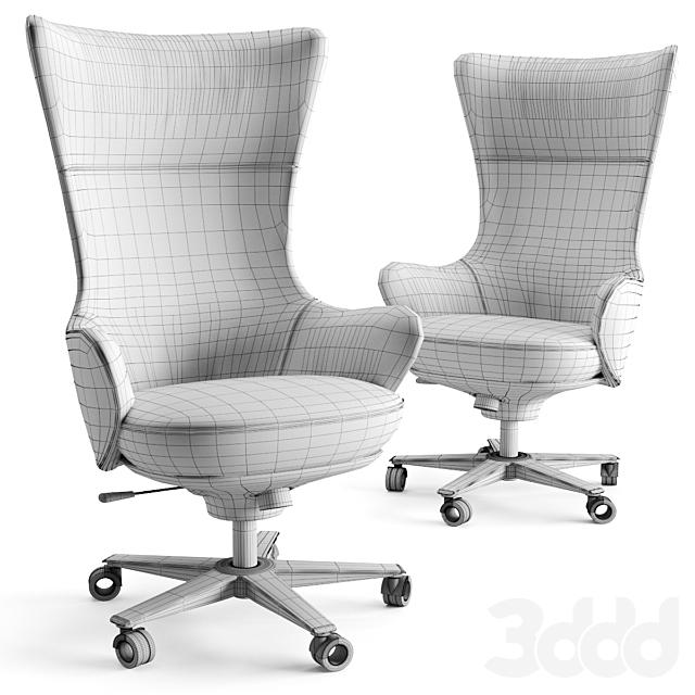 Giorgetti Genius Office Chair