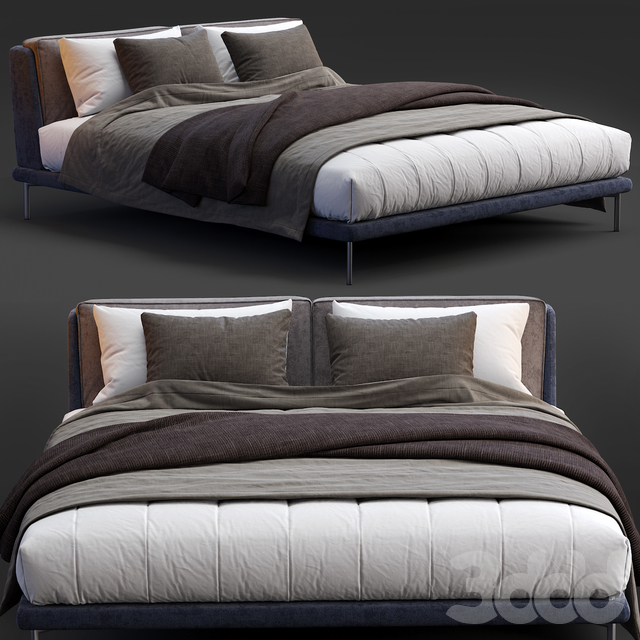 My home collection Bed Mise