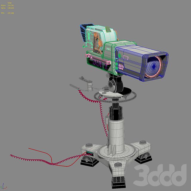 Студийная камера Sony BVP 900