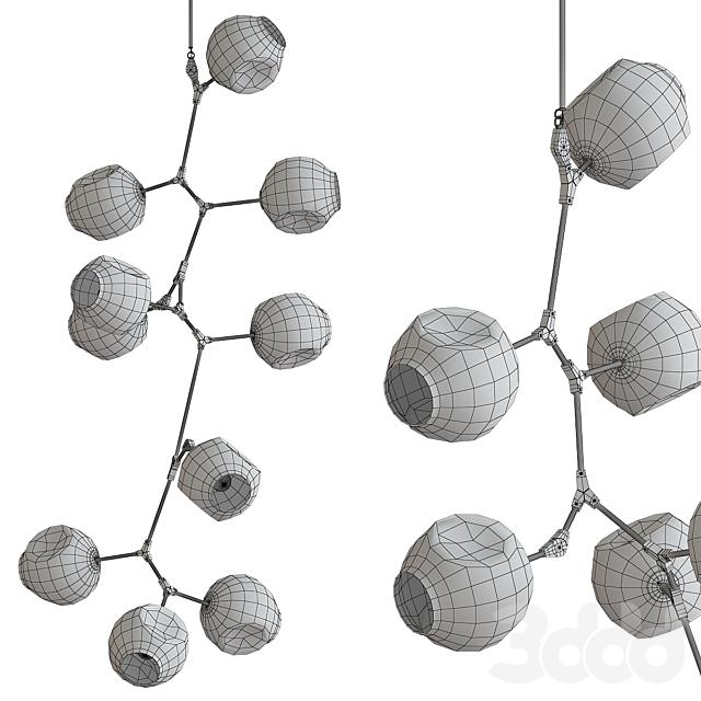 Branching Bubbles bb.10.24