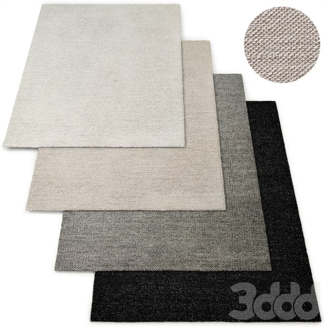 Orly Performance Handwoven Flatweave Rug RH Collection
