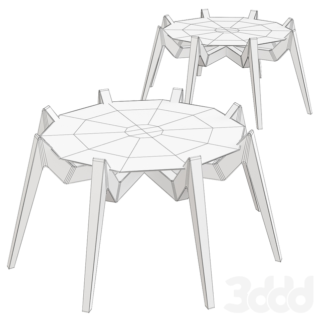 LatoxLato ARACNE COFFEE TABLE